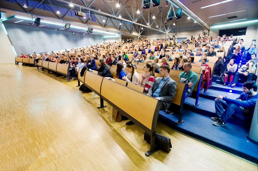 Украинские Студенты в Чехии